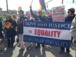 Moral Monday brings together North Carolinians for change