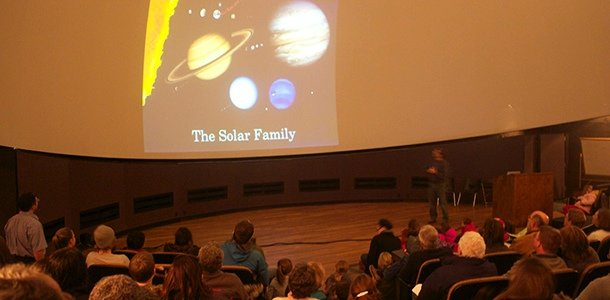 Guilford's Cline Observatory open house reaches New Horizons