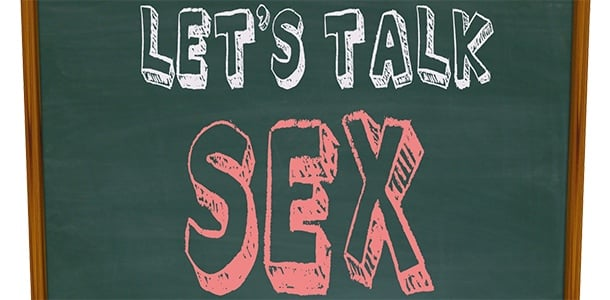 Sexual education must be faced openly