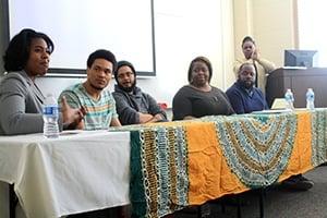 Symposium celebrates black culture