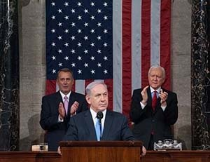 Netanyahu's speech elicits mixed reactions from Americans