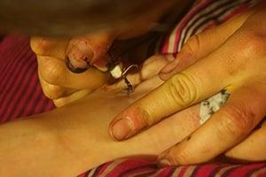 DIY tattoos capture students' imaginations