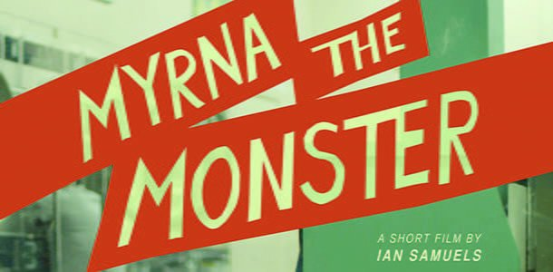 Myrna the Monster is one of the films showing in Greensboro through the Southern Arts Independent Film Series.