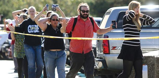 Another school shooting, debate on guns continues