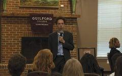 Gladwell at Bryan Series