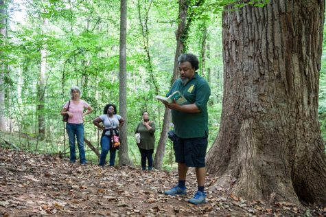 Underground Railroad tour teaches local history