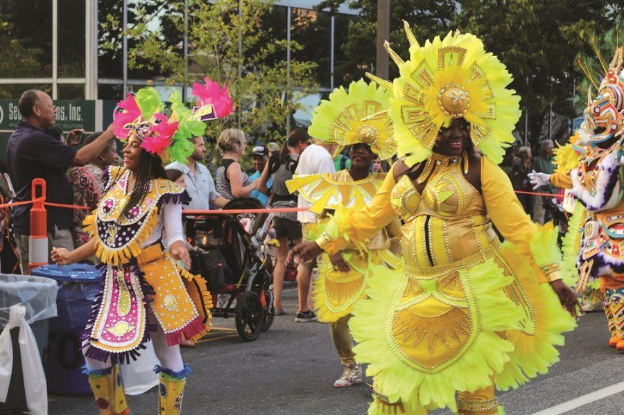 National folk festival graces Greensboro