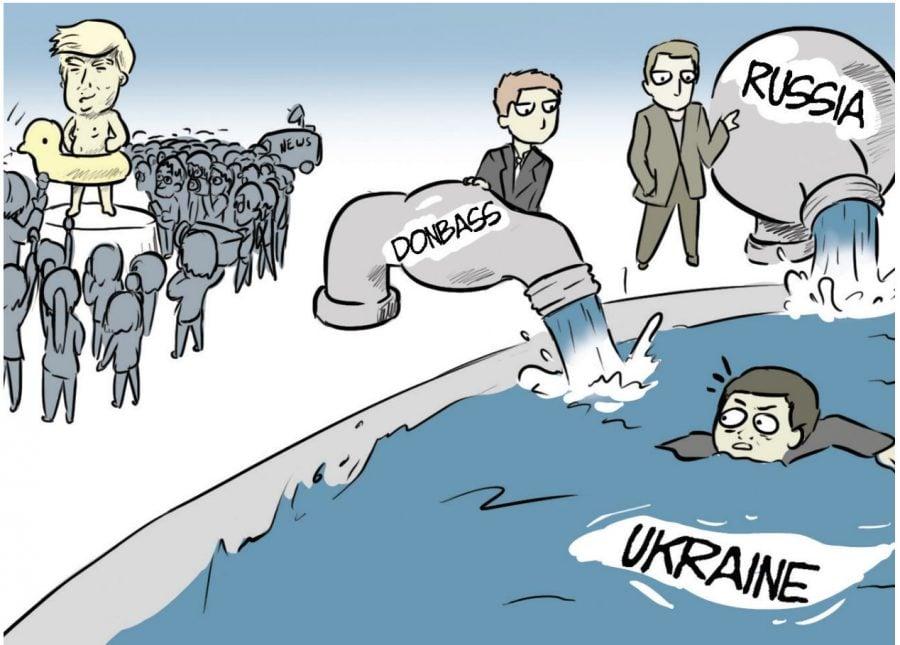 After 3 years, Ukraine's war still has impact