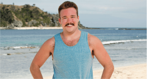 "Zeke Smith, a contestant from the reality TV competition ""Survivor,"" was outed by a fellow contestant during the 10th episode of the season. // Photo courtesy of Robert Voets"
