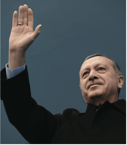 Turkish referendum offers power to the president