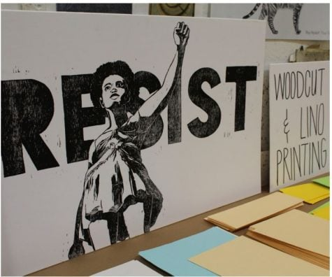 Second Free Press merges creativity, politics
