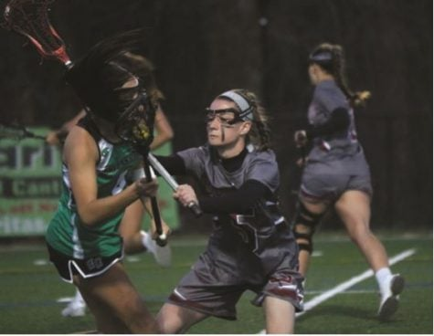 Women's lacrosse preps for ODAC games