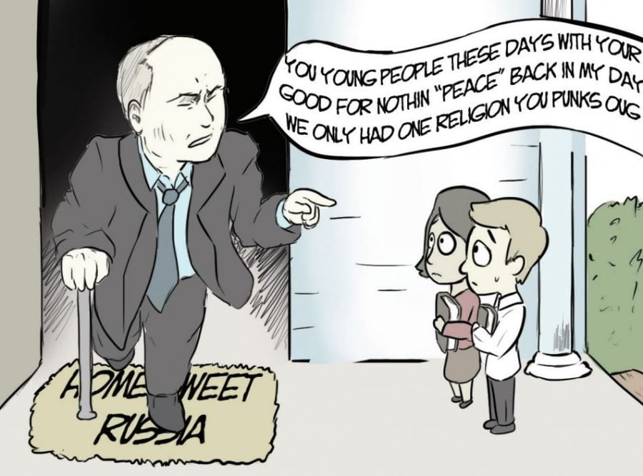 Russia cracks down on Jehovah's Witnesses