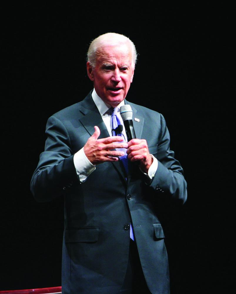 Bryan Series starts off with Jill and Joe Biden at the Coliseum