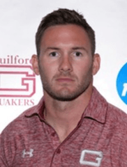 Guilford College Men's Soccer Coach Cory Speed.// Photo courtesy of Guilford Athletics/