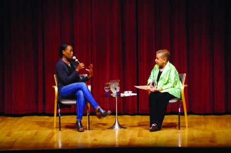 "Author of ""Hidden Figures""speaks in Dana"
