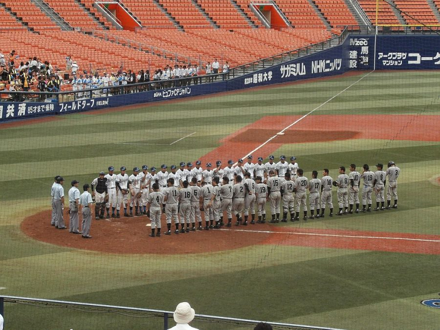 Japanese High School Baseball