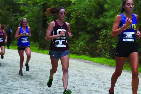 Guilford Cross Country NCAA Regional preparation