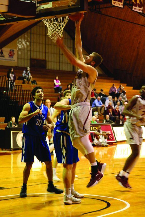 Mens Basketball 2017-18 Season Kyler Gregory
