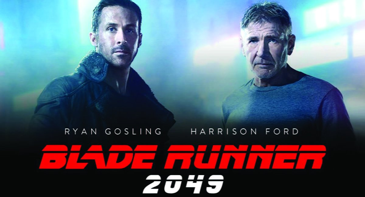 "The movie ""Blade Runner 2049"" came out on Oct. 6, 2017 featuring Ryan Gosling and Harrison Ford. This is a sequel made following the original which was made in 1982. //Photo courtesy of Vimeo"