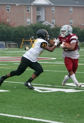 Quakers air attack falls short at homecoming
