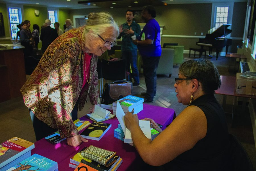 Minnette Coleman Book Signing