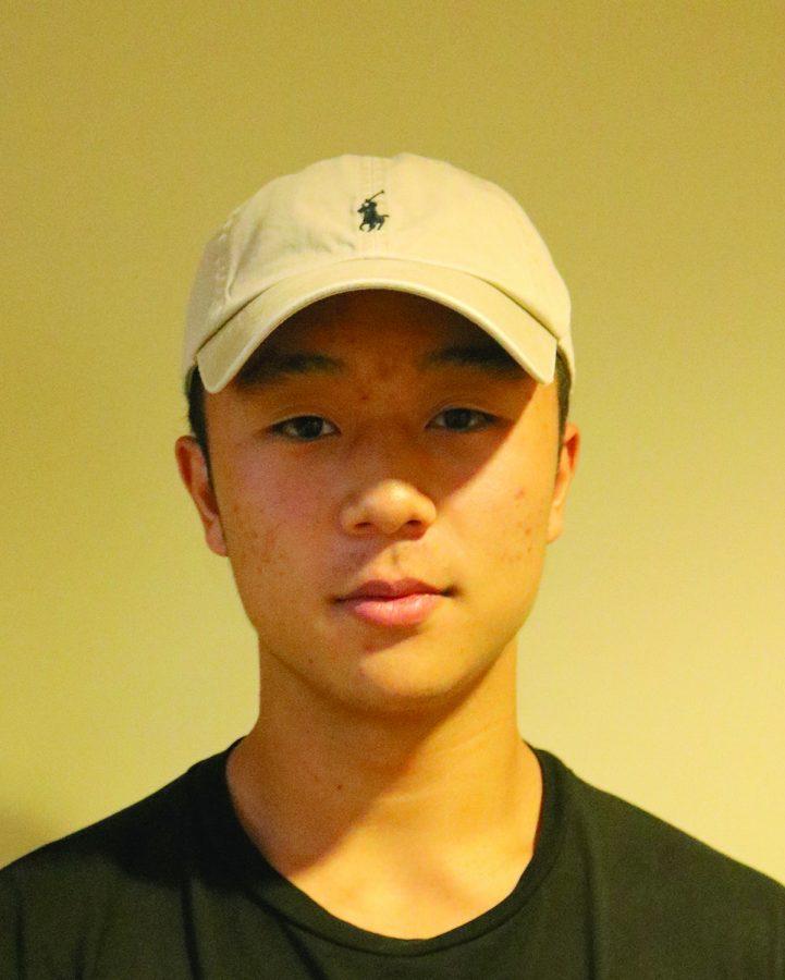 Nathan Park Headshot