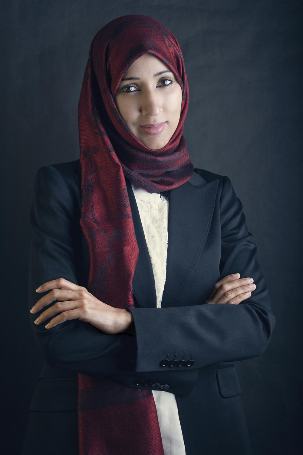 Women's rights activist Manal al-Sharif, one of the organisers of the women's right-to-drive campaign. By Manal al-Shraif, CC BY-SA 3.0, https://commons.wikimedia.org/w/index.php?curid=17130858