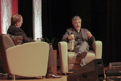 Reza Aslan discusses religion, storytelling at Bryan Series