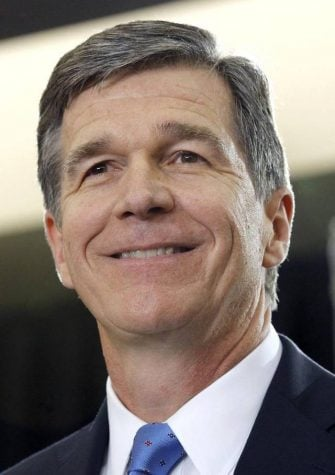 Photo of Roy Cooper, the Governor of North Carolina. By Chris Seward - Own work, CC BY-SA 4.0, https://commons.wikimedia.org/w/index.php?curid=54610787