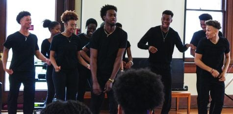 All Black Everything symposium inspires attendees