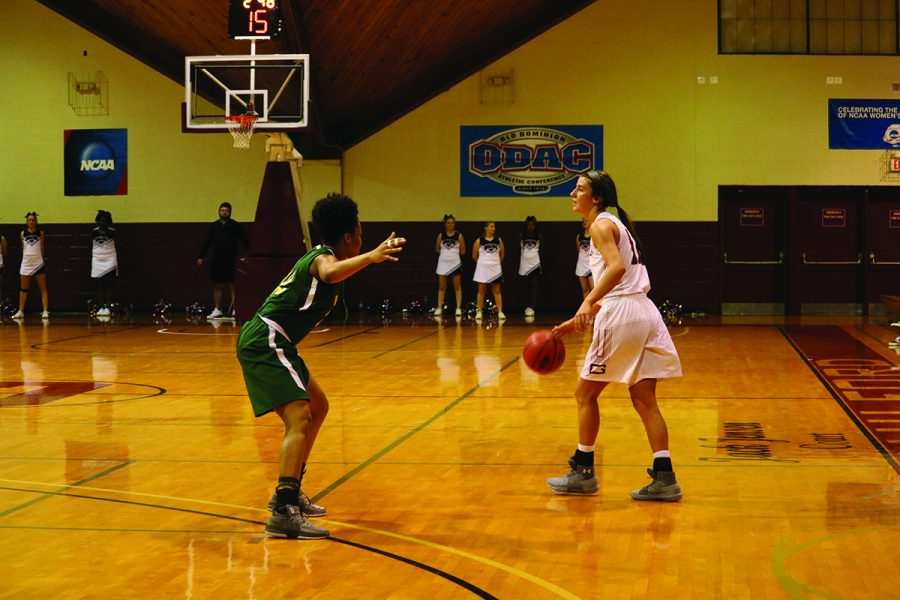 Guilford College Womens Basketball Ramsey