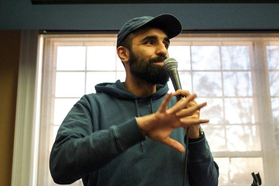 Danish Maqbool Muslim Student Association Comedy Show