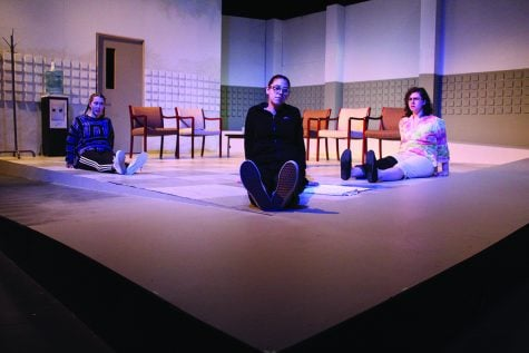 "Guilford theater students to debut new play, ""Everybody"""