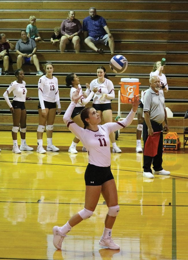 Guilford College Volleyball