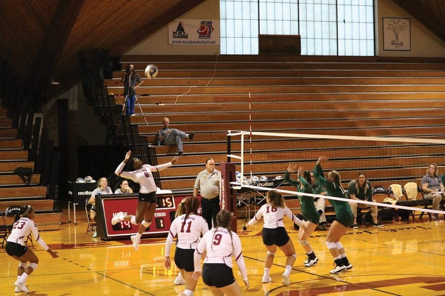 Volleyball attacks season with new focus