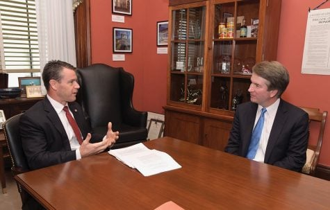 Brett Kavanaugh and Todd Young