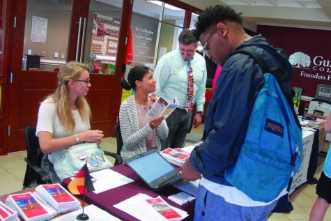 Study Abroad Fair and Passport Caravan