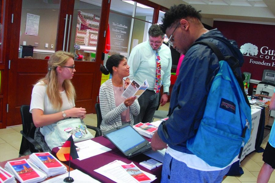 Study Abroad Fair and Passport Caravan