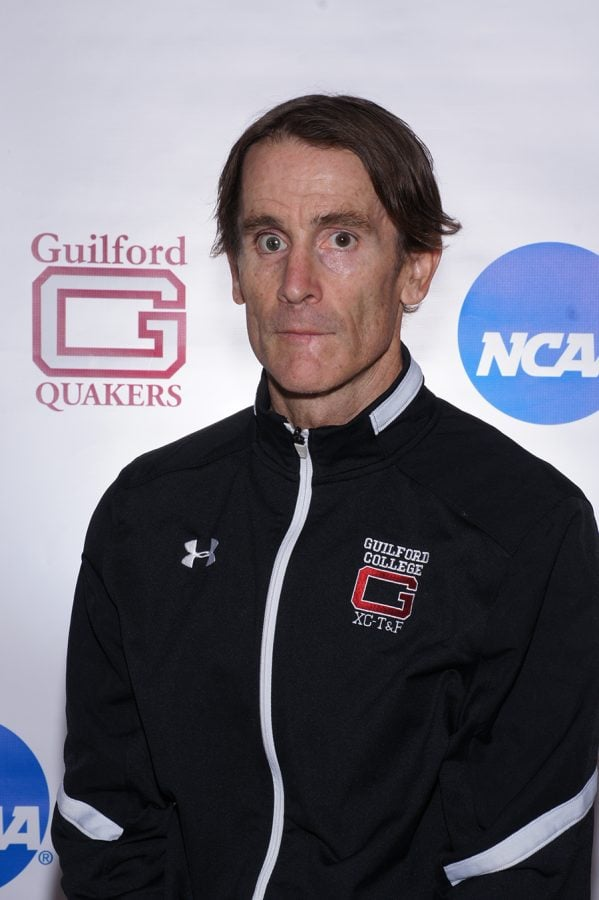 Martin Owens Headshot Cross Country Coach