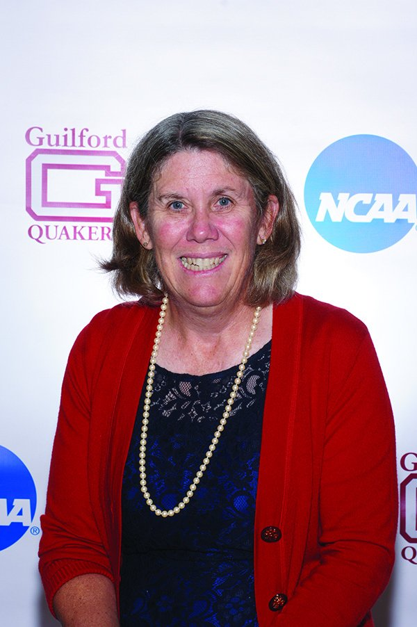Sue Bower was named the new athletic director on June 19. 2018 by Guilford College President Jane Fernandes. //Photo Courtesy  of Guilford Athletics