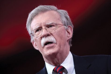 John Bolton threatens ICC with sanctions