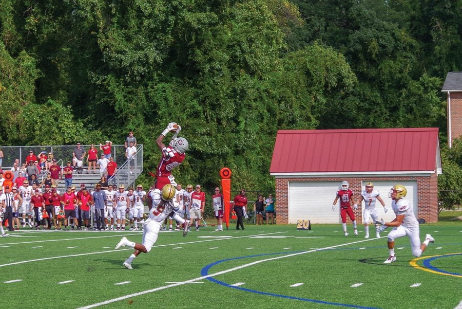 Guilford College Football vs. Bridgewater College Homecoming