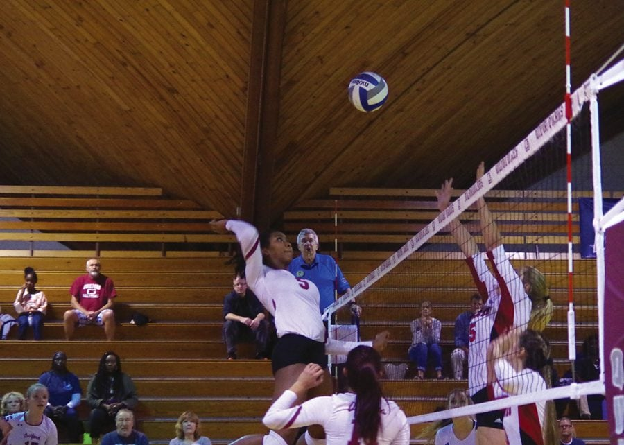 Volleyball ready for ODAC Tournament – The Guilfordian
