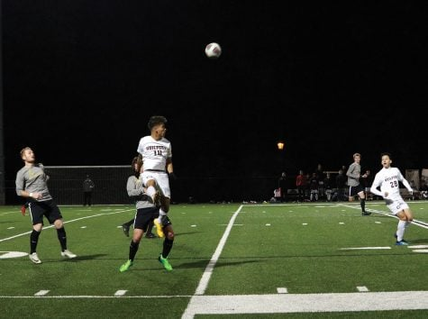 Men's soccer disappoints in conference play