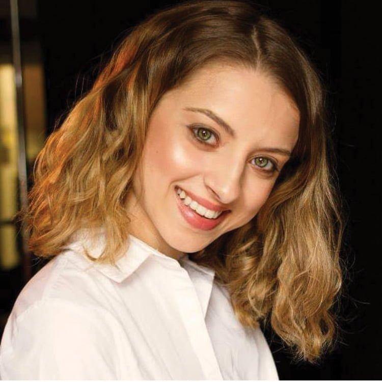 Sofia Pavrone Headshot