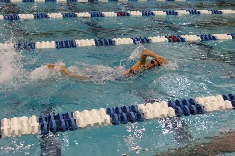 Women's swimming seeks to build core team