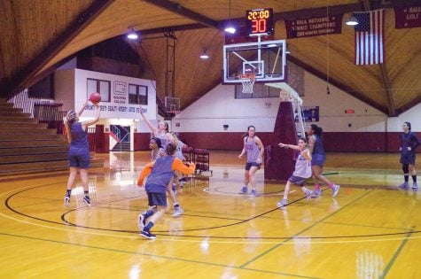 Guilford College Women's Basketball Preview