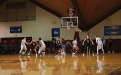 Quakers top nationally ranked Lynchburg