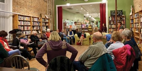 "Scuppernong Books hosts ""Mountains Beyond Mountains: The Quest of Dr. Paul Farmer, a Man who would Cure the World"" discussion"